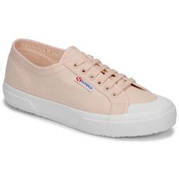 Sneakers basse donna Superga  2294 COTW  Rosa Superga 8032751523974