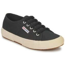 Sneakers basse donna Superga  2750 CLASSIC  Nero Superga 8032667843913