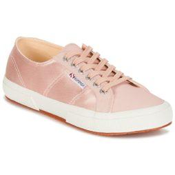 Sneakers basse donna Superga  2750 SATIN W  Rosa Superga 8052394021859