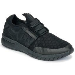 Sneakers basse donna Supra  FLOW RUN EVO  Nero Supra 888612395345