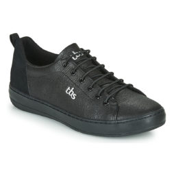 Sneakers basse donna TBS  TANLINE  Nero TBS 3663682819055