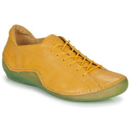 Sneakers basse donna Think  KAPSL  Giallo Think 9010463179497