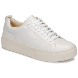 Sneakers basse donna Vagabond  ZOE PLATFORM  Bianco Vagabond 7320562480823