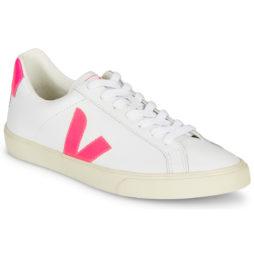 Sneakers basse donna Veja  ESPLAR LOGO  Bianco Veja 3611820015821