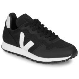 Sneakers basse donna Veja  SDU RT  Nero Veja 3611820031807