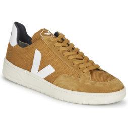 Sneakers basse donna Veja  V-12  Marrone Veja 3611820049093