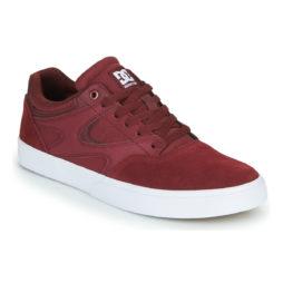 Sneakers uomo DC Shoes  KALIS VULC  Bordeaux DC Shoes 3613375564984