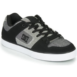 Sneakers uomo DC Shoes  PURE  Nero DC Shoes 3613375594837