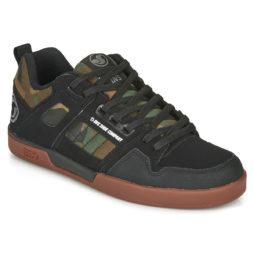 Sneakers uomo DVS  COMANCHE 2.0+  Nero DVS 045269201799
