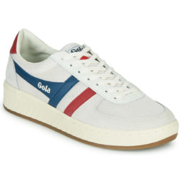 Sneakers uomo Gola  GRANDSLAM LEATHER  Bianco Gola 5057561332861