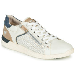 Sneakers uomo Mustang  4136305-203  Bianco Mustang 4060891530723