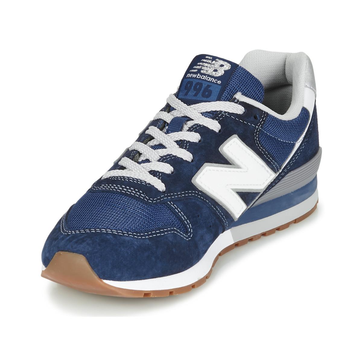 New Balance 996 Blu Uomo 16697097 Consegna Gratuita