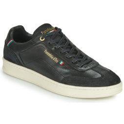 Sneakers uomo Pantofola d'Oro  MESSINA UOMO LOW  Nero Pantofola d'Oro 5400821239613