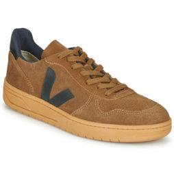 Sneakers uomo Veja  V-10  Marrone Veja 3611820044203