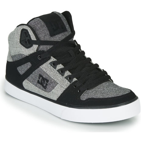 Stivaletti uomo DC Shoes  PURE HIGH TOP WC  Nero DC Shoes 3613375590709