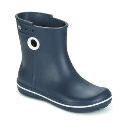 Stivali donna Crocs  JAUNT SHORTY BOOTS  Blu Crocs 887350112184
