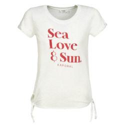T-shirt donna Kaporal  AUDE  Bianco Kaporal 3606745767993