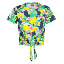 T-shirt donna Noisy May  NMHOLLE  Multicolore Noisy May 5714514185560