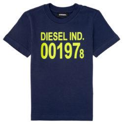 T-shirt ragazzo Diesel  TDIEGO1978  Blu Diesel 8053284141381