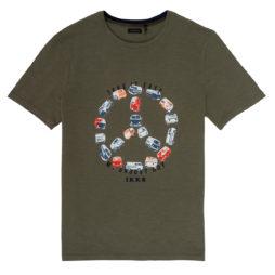 T-shirt ragazzo Ikks  MARCELINO  Kaki Ikks 3605443117178