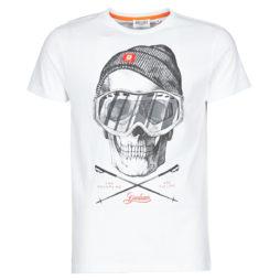 T-shirt uomo Deeluxe  LANDY  Bianco Deeluxe 3616320200258