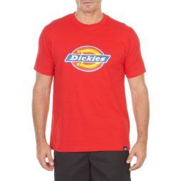T-shirt uomo Dickies  HORSESHOE TEE  Rosso Dickies 5025540100466