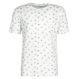 T-shirt uomo Jack   Jones  JORLINO  Bianco Jack   Jones 5714508394138