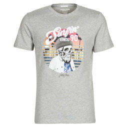 T-shirt uomo Jack   Jones  JORRICKY  Grigio Jack   Jones 5714506174947