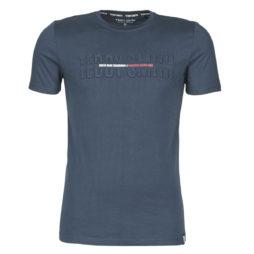 T-shirt uomo Teddy Smith  T-GORDON MC  Blu Teddy Smith 3607184699883