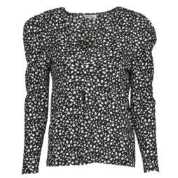 T-shirts a maniche lunghe donna Kaporal  ALFA  Nero Kaporal 3606745885178