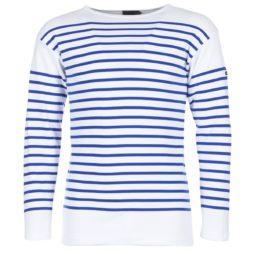 T-shirts a maniche lunghe uomo Armor Lux  DISJON  Bianco Armor Lux 3422763231786
