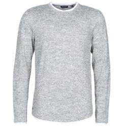 T-shirts a maniche lunghe uomo Deeluxe  MOHANSON  Grigio Deeluxe 3616320206458