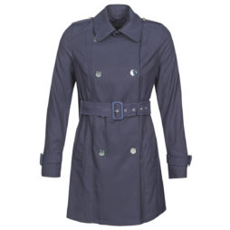 Trench donna Guess  CECILIA TRENCH  Blu Guess 7618584430392