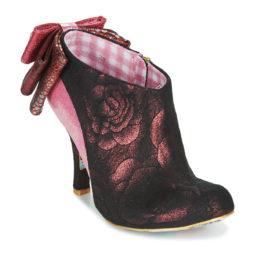 Tronchetti donna Irregular Choice  BABY BEAUTY  Bordeaux Irregular Choice 5052224661593