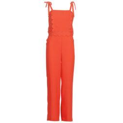 Tute / Jumpsuit donna Naf Naf  CROK D2  Rosso Naf Naf 3606846844258