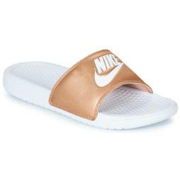 ciabatte donna Nike  BENASSI JUST DO IT W  Oro Nike 192499327703