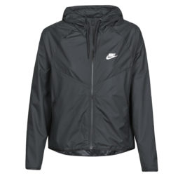 giacca a vento donna Nike  W NSW WR JKT  Nero Nike 193147071290