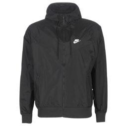 giacca a vento uomo Nike  NIKE SPORTSWEAR WINDRUNNER  Nero Nike 884726147696