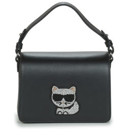 Borsa a tracolla donna Karl Lagerfeld  K/CHOUPETTE SMALL TOP HANDLE Karl Lagerfeld 8720092264082