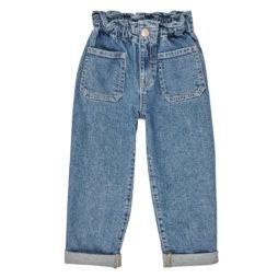 Jeans Slim ragazza Ikks  XR29032  Blu Ikks 3605443213580
