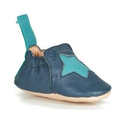 Pantofole bambini ragazza Easy Peasy  BLUMOO ETOILE  Blu Easy Peasy 3608925437481