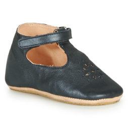 Pantofole bambini ragazza Easy Peasy  LILLYP  Blu Easy Peasy 3608925439409