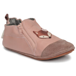 Pantofole bambini ragazza Robeez  DREAMY FOX  Rosa Robeez 3612889755734