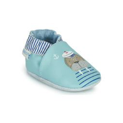 Pantofole bambini ragazza Robeez  MORSE Robeez 3612884563662