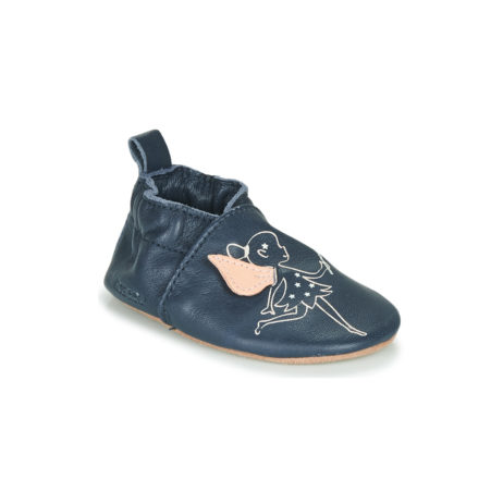 Pantofole bambini ragazza Robeez  WONDERFULL  Blu Robeez 3612889750371