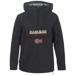 Parka donna Napapijri  RAINFOREST WINTER  Nero Napapijri 5400852675862