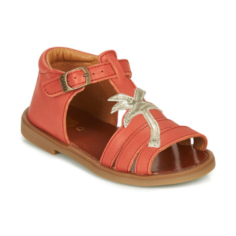 Sandali bambini ragazza GBB  ARAGA  Rosso GBB 3608925376216