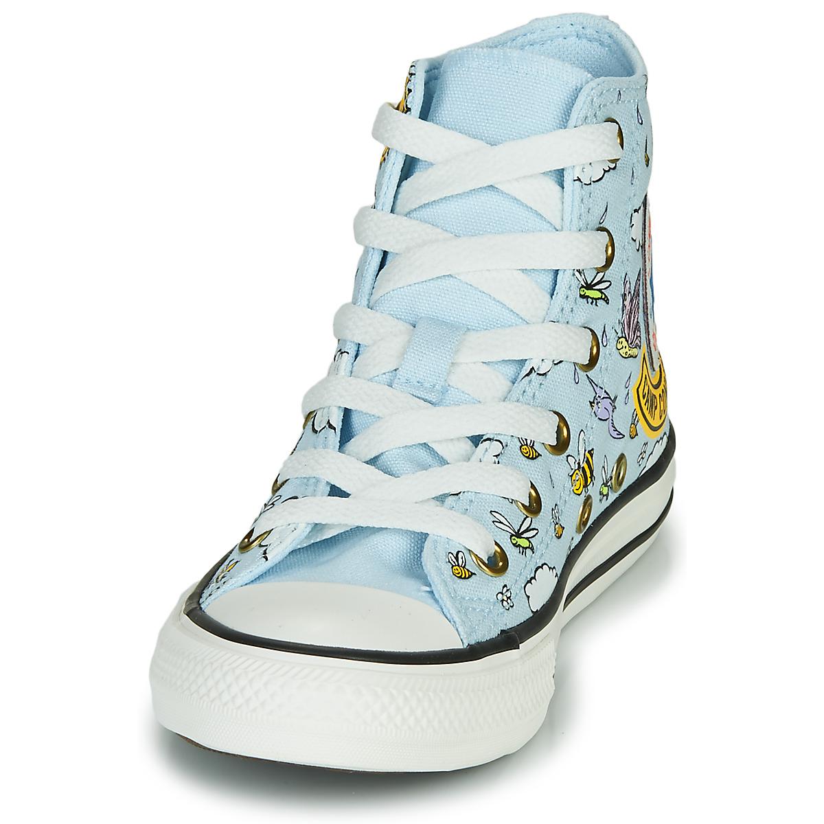 scarpe bimba converse invernali