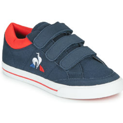 Scarpe bambini ragazza Le Coq Sportif  VERDON SPORT PS  Blu Le Coq Sportif 3606804305715