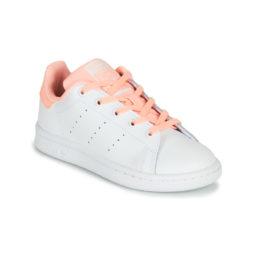 Scarpe bambini ragazza adidas  STAN SMITH C  Bianco adidas 4060517378241